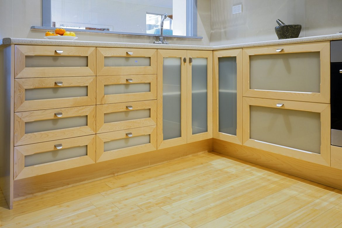 Kitchen cabinets architectural joinery