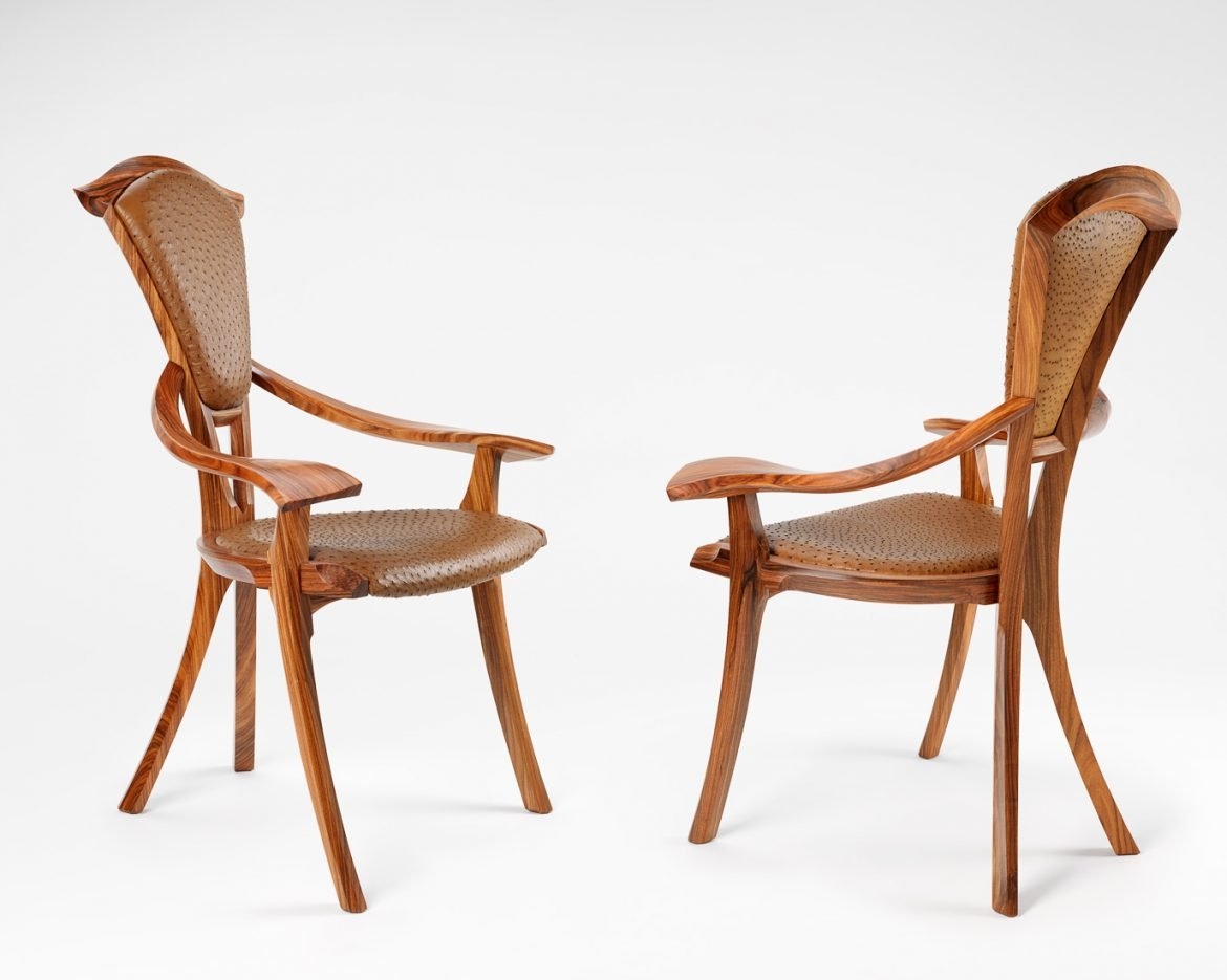 King & Queen Scy Chairs furniture design