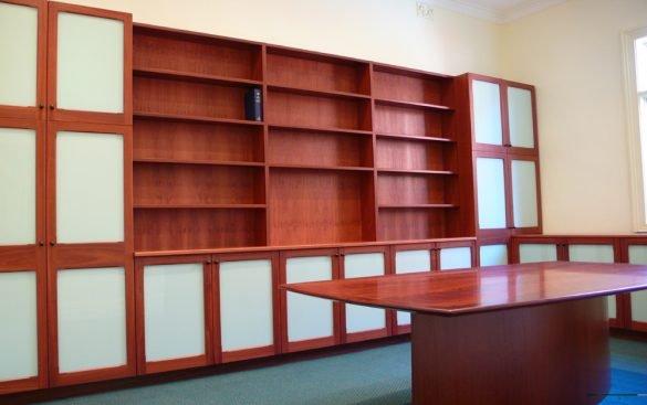 Meeting room furniture design and make