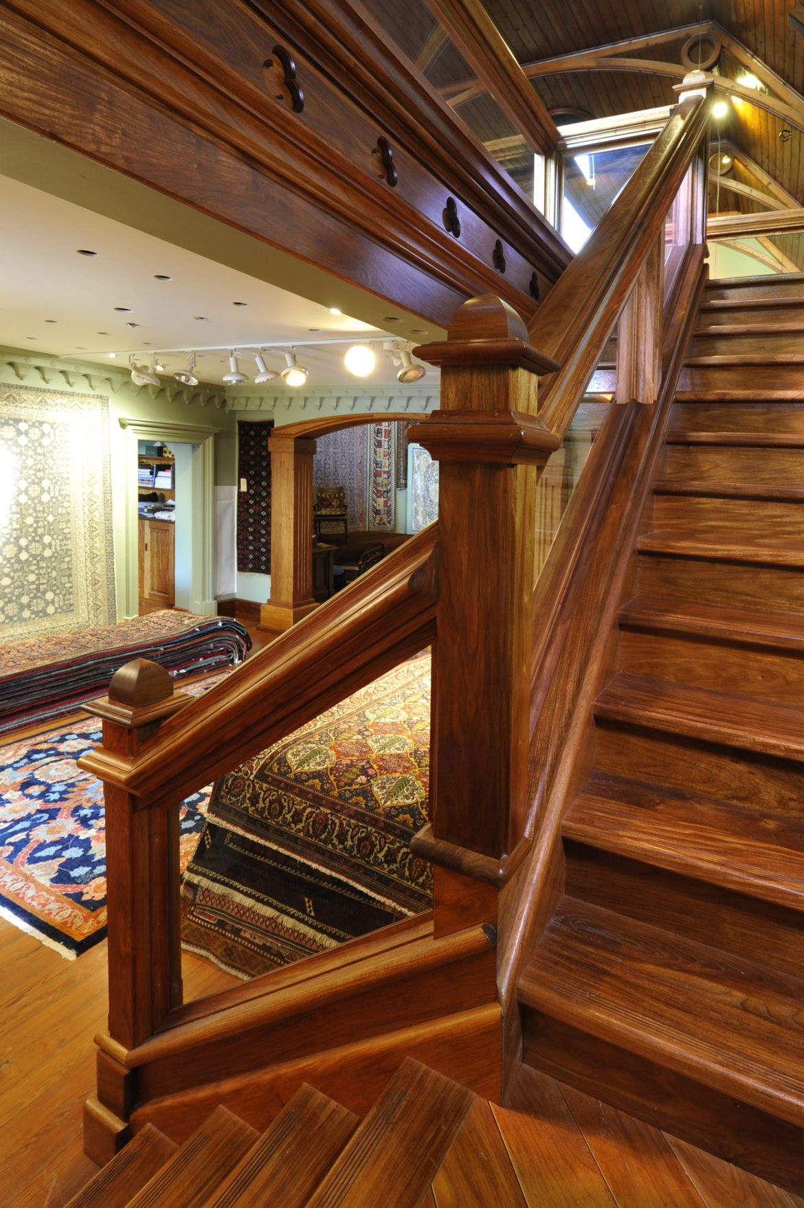 Shiraz Gallery Stairs Architectural Joinery