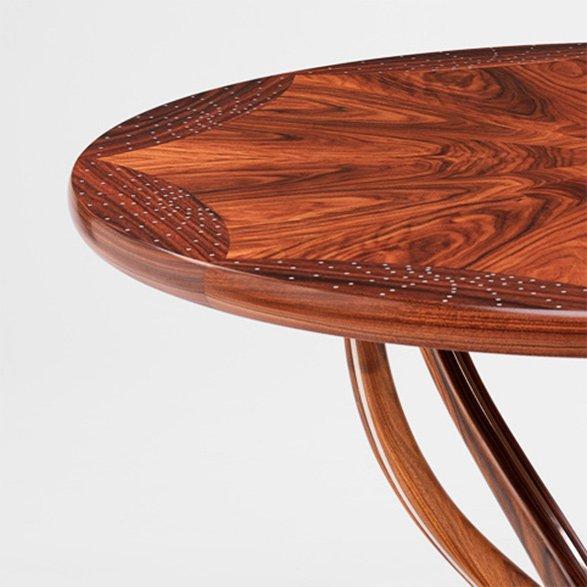 Tryst bespoke furniture design object
