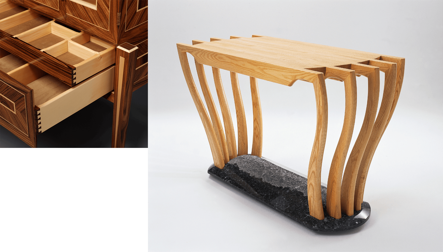 Liturgical Furniture piece by custom designer-maker Gray Hawk