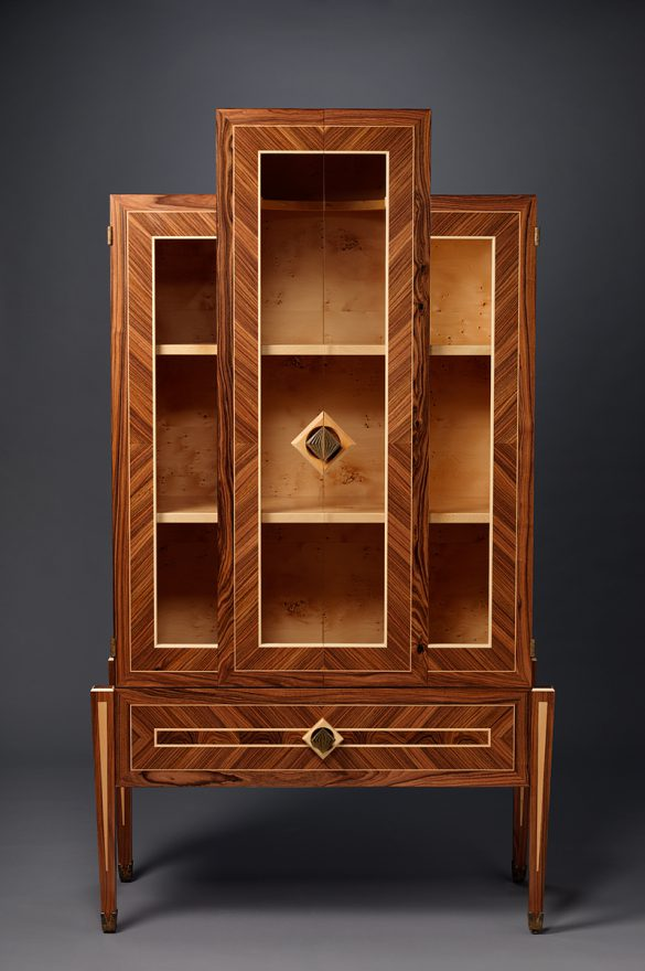Kollector Cabinet is a custom designed, bespoke furniture object