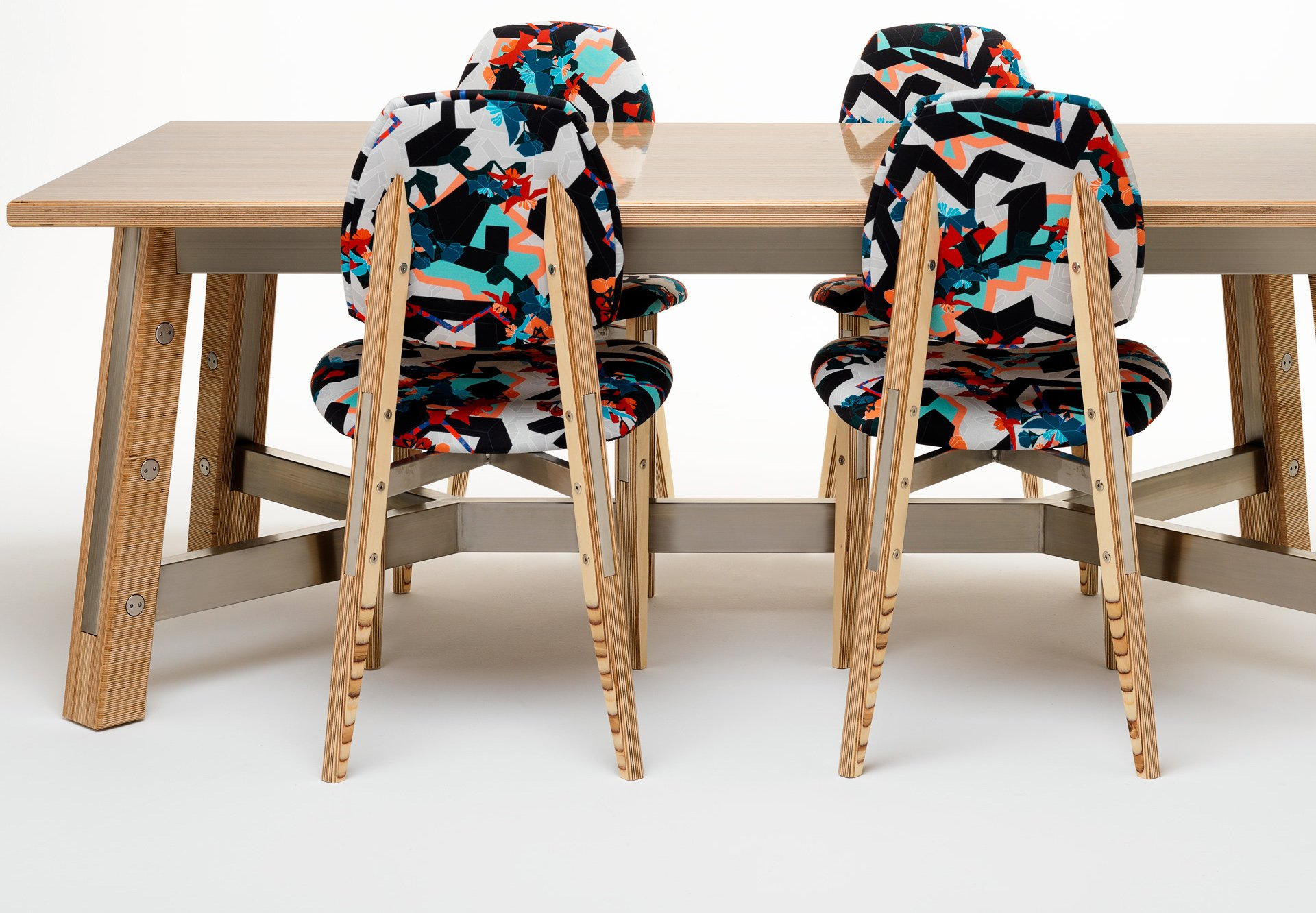 Furniture designer adelaide zedex table and chairs